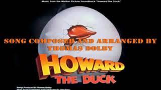 Hunger City,  Howard The Duck, 1986