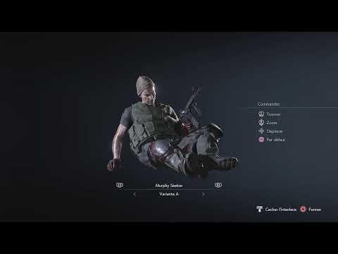 Resident Evil 3 Remake Rang S en normal