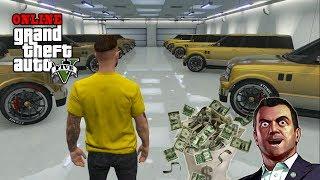 GTA V Online Glitch - Como Dar mais de 1 Milhão ao Vosso Amigo Depois do Patch 1.14