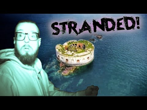 Stranded On A Paranormal Island For 24 Hours
