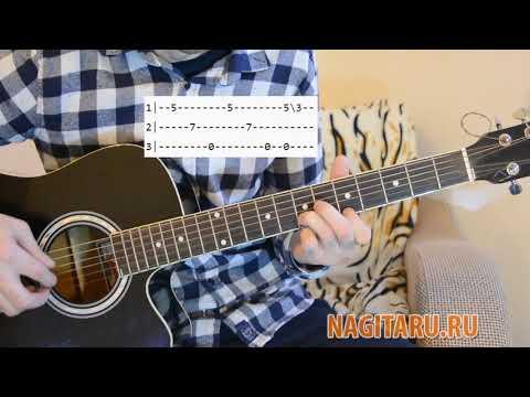 """Дневник Джессики - """"Когда ты улыбаешься"""". Аккорды и разбор   Песни под гитару - Nagitaru.ru"""