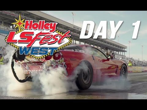 Holley LS Fest West 2019 - Day 1 Recap