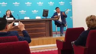 """Ақыт туралы күй"" Аршын Касымбай"