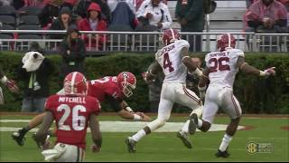 The Story of the 2015 Alabama Crimson Tide (HD)