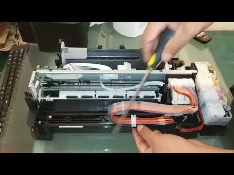 Modificacion de impresora (Para sublimar poliamida en algodón) evitar líneas verticales en la imprec