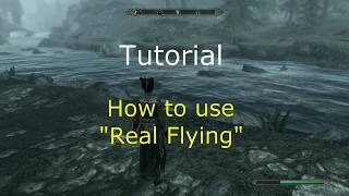 Real Flying quick Tutorial