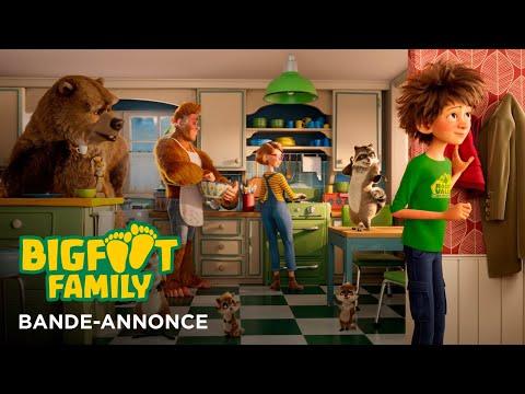 Bigfoot Family - Bande-annonce Apollo Films
