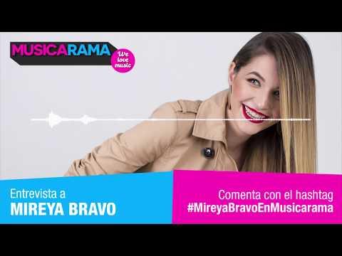 """Mireya Bravo: """"Con 'Tu reflejo' he querido demostrar que sé hacer más de un estilo"""""""