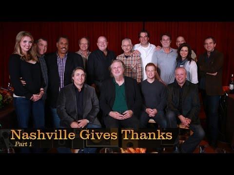 Nashville Gives Thanks [Part 1] – Pensado's Place #138