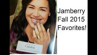 Jamberry Fall 2015 Catalog Favorites!