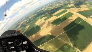 preview picture of video 'Le Vol en Planeur ... que du bonheur !'