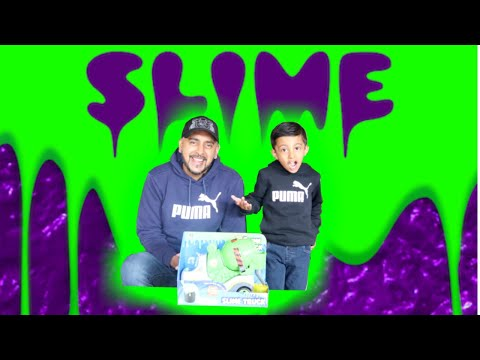 NEW AND FUN DIY SLIME TRUCK