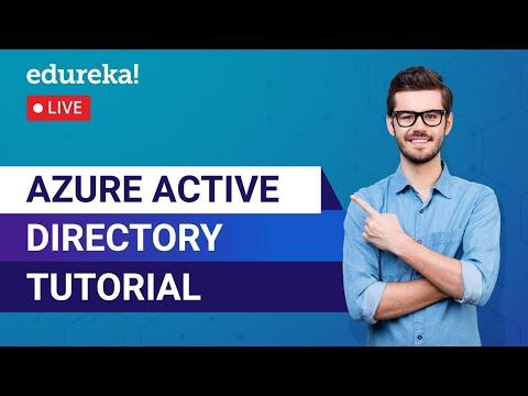 Azure Active Directory Tutorial | Azure Tutorial | Azure Training ...