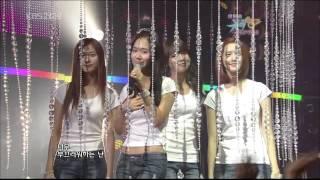 Girls' Generation 소녀시대_少女時代(SNSD) - Oh My Love + Gee + Genie + 一位 [20090626] [HD] [LIVE]