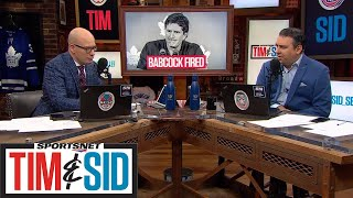 Tim and Sid React To Toronto Maple Leafs Firing Mike Babcock | Tim and Sid