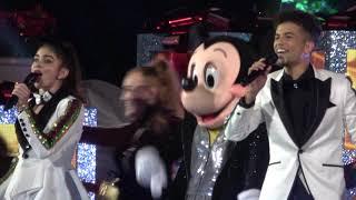 Disney 2018 Xmas Show feat Sarah Hyland / Jordan Fisher 4K