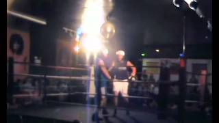 preview picture of video 'Charity Boxing in Limavady June 9th 2012'