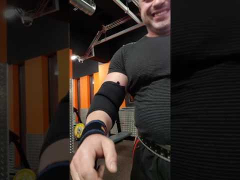 Odnerwienie skurcz mięśni z nerwami