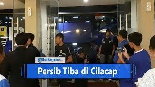 Persib Bandung Tiba di Cilacap, Tak Bawa Skuat Utama untuk Lawan PSCS Cilacap