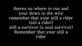 Akon Still a survivor lyrics