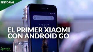 Redmi Go, UNBOXING en MÉXICO: así es el SMARTPHONE más ECONÓMICO de XIAOMI