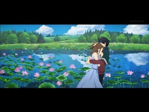 God Eater Ending Full: Kouhai Chi [Shiina Feat. Naomi]