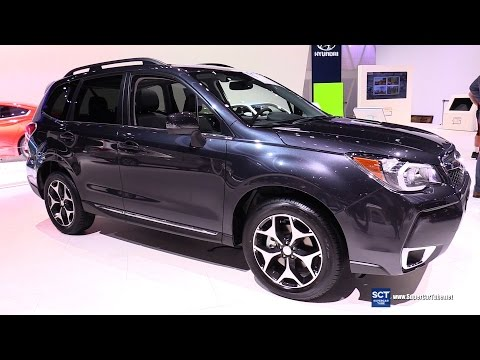 2016 Subaru Forester XT - Exterior and Interior