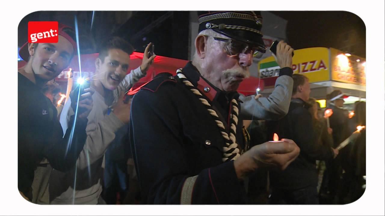 Gentse Feesten 2015 dag 10: Kaarskensstoet Kouter Korenmarkt