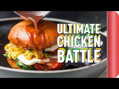 THE ULTIMATE CHICKEN BATTLE