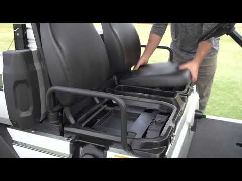 2021 Yamaha Umax Bistro Standard EFI in Ishpeming, Michigan - Video 8