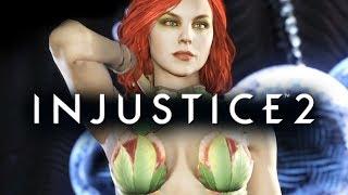 Injustice 2 - БРЕЙН И ДАША РЕШАЮТ КТО КРУЧЕ В БИТВЕ НА PS4