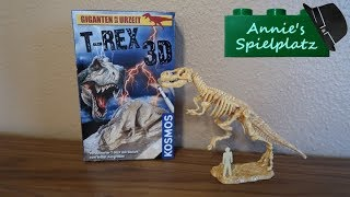 T-Rex 3D Ausgrabungsset von Kosmos