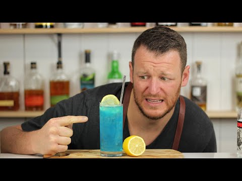 ADIOS MOTHERF***ER!! The AMF Cocktail Recipe