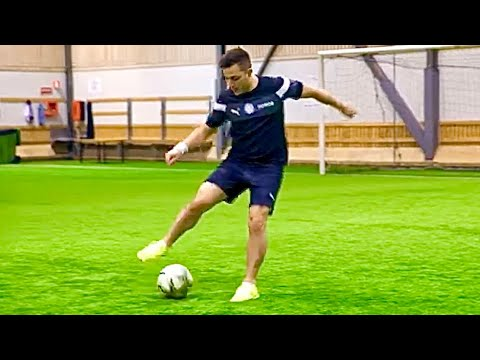 Learn This CRAZY SKILL-SHOT! ★ SkillTwins Tutorial