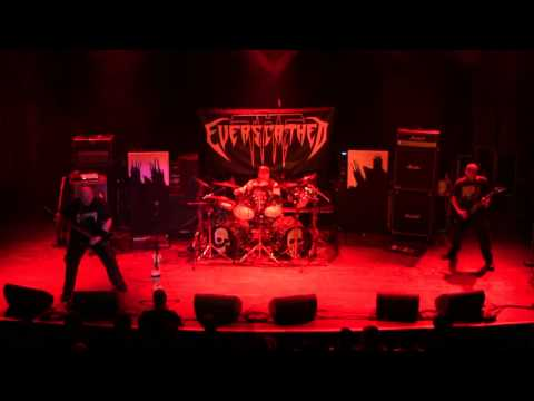 Oblivious Dissolution (Live) - THE EVERSCATHED - House of Blues 4/21/13