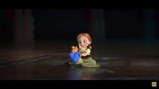 Frozen: Canción - Hazme Un Muñeco De Nieve   Disney Junior Oficial