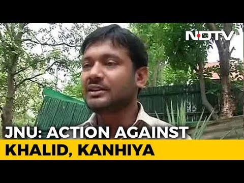 Umar Khalid Rusticated From JNU, Kanhaiya Kumar Fined Rs 10,000 In 2016 Sedition Case