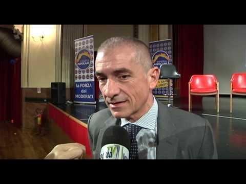 LA CONVENTION DI LIGURIA POPOLARE A SANREMO, CON TOTI, COSTA E BISSOLOTTI