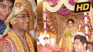 Balakrishna Daughter Tejaswini Wedding | Tejaswini Weds Sribharat Marriage Video - 08