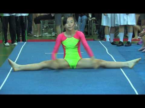 36女子自由体操