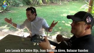1/3 - Luis Lozada Jr. El Cubiro  (Video)