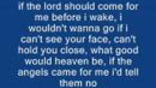 Michael Jackson - Heaven Can Wait Lyrics