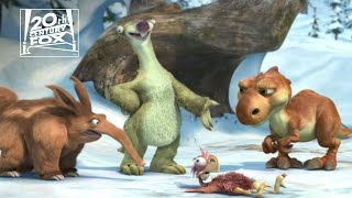 Ice Age: Dawn of the Dinosaurs Movie Trailer