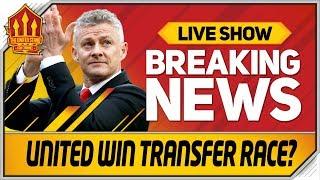 Solskjaer Wins 80 Million Transfer Race? Man Utd Transfer News