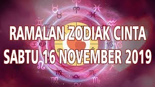 Ramalan Zodiak Cinta Besok Sabtu 16 November 2019, Libra Dihantui Masa Lalu