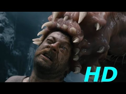 King Kong Giant-Bugs Attack Scene King-Kong 2005 Movie CLIP mp4