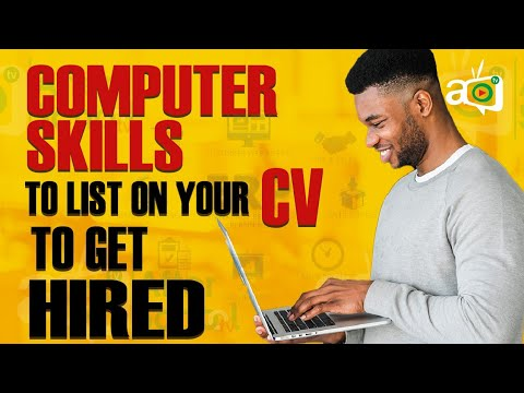 12 Best Computer Skills Employers Are Looking for – How to Use it to get a Job