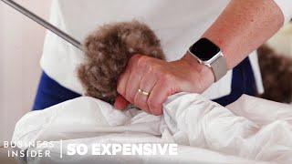 Why Icelandic Eiderdown Is So Expensive | So Expensive