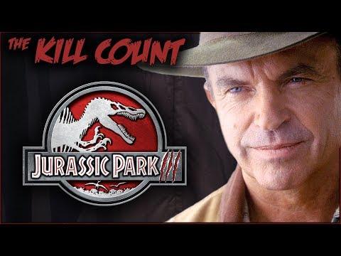 Jurassic Park III (2001) KILL COUNT