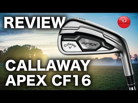 CALLAWAY APEX CF16 IRONS REVIEW
